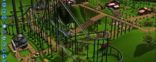 Télécharger Roller Coaster Tycoon 3 MaJ/Patch pour Mac : LudoMac