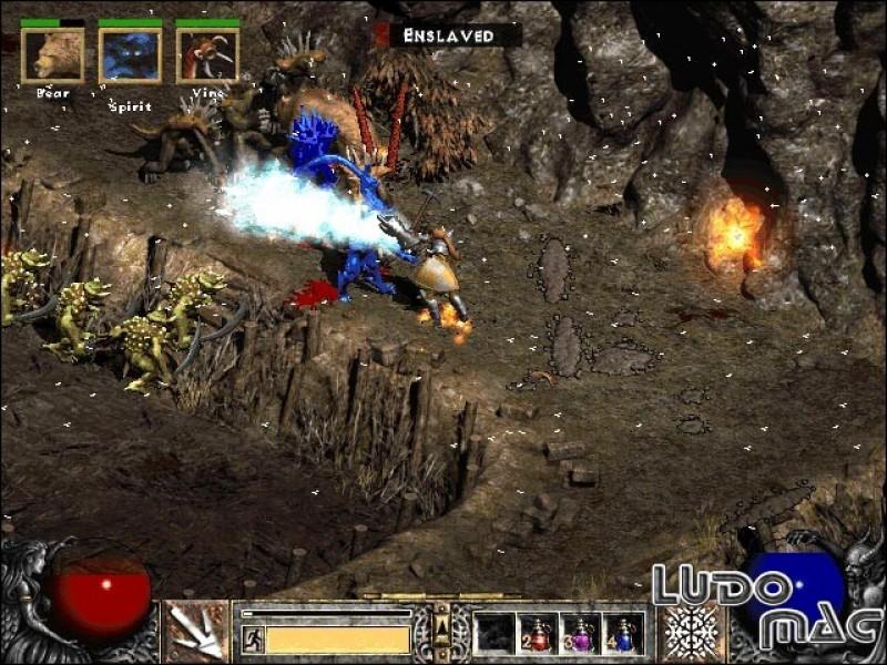 Игровые вселенные. Diablo 2 + Diablo 2 LOD (2000-2001) скачать